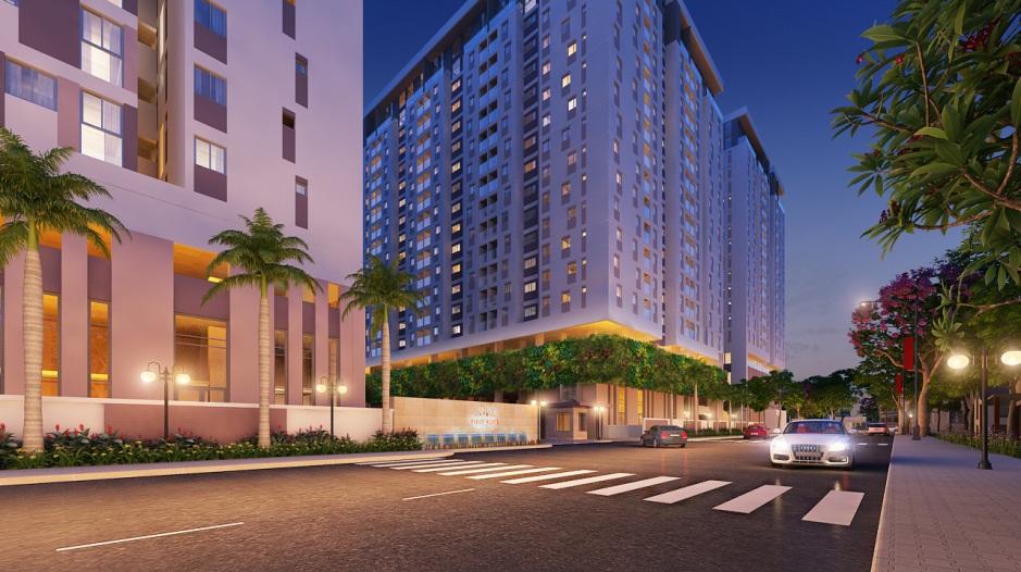 First Home Premium, tiềm năng cho thuê căn hộ thương mại ở Quận 9