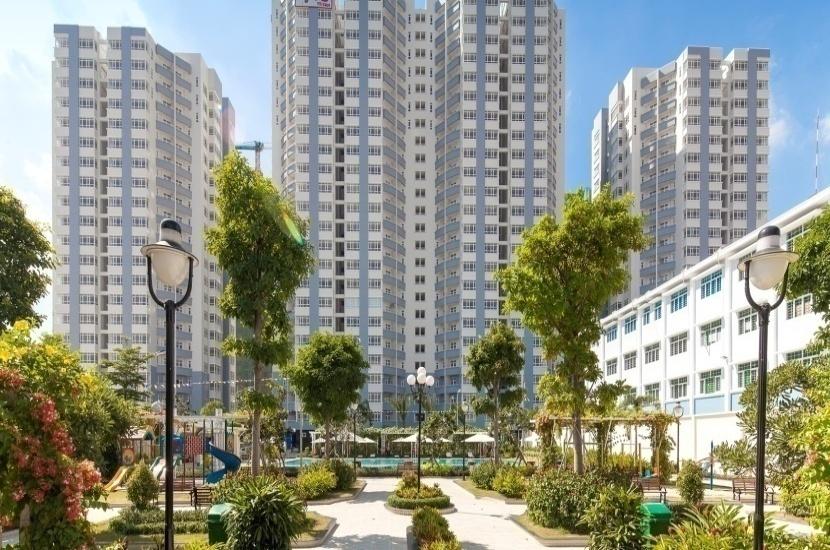 700 căn hộ giai đoạn I đang được bàn giao. Những căn hộ cuối cùng thuộc giai đoạn II dự án dự kiến được mở bán vào ngày 15/11/2015