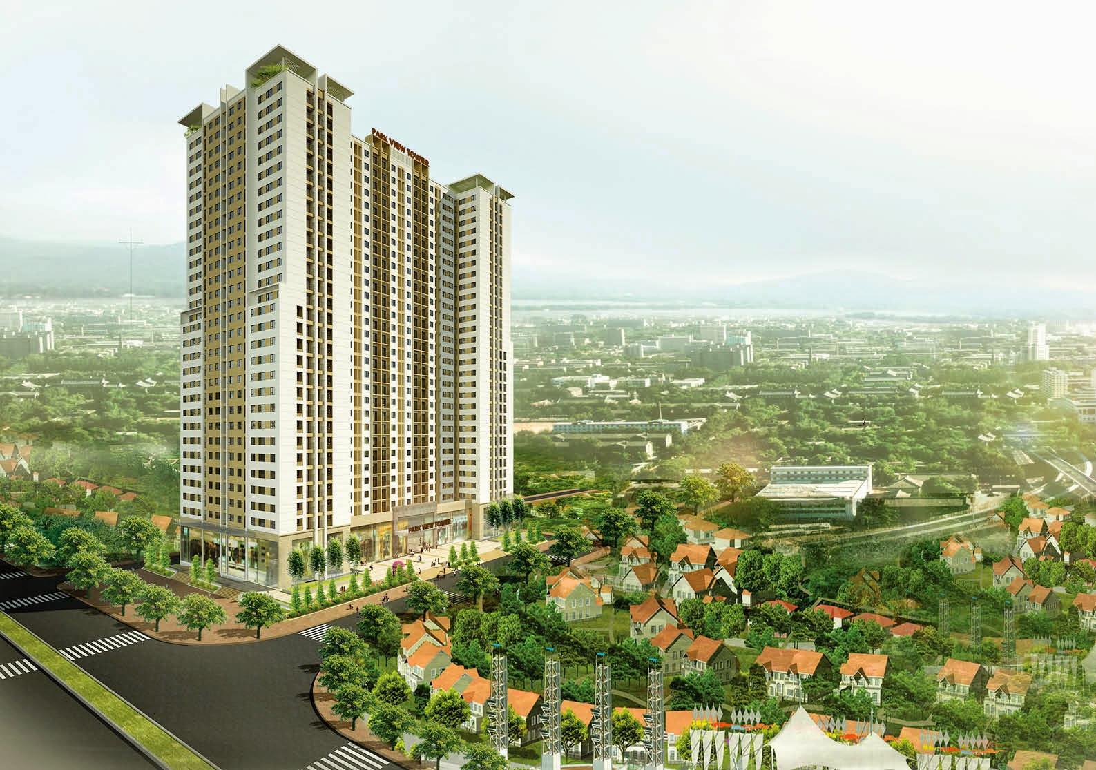 Mở bán đợt mới dự án Parkview Hoàng Mai