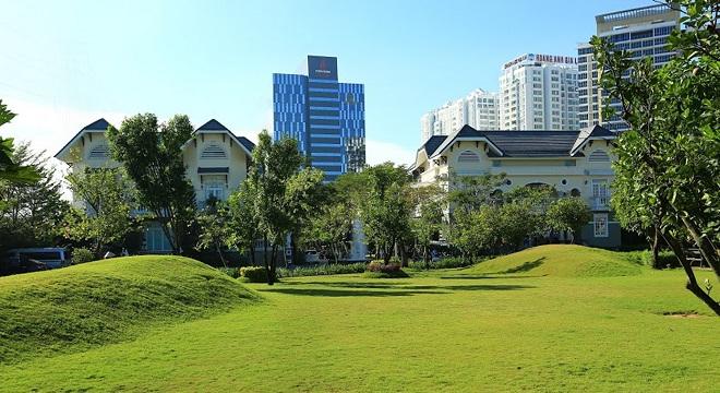 Dragon Hill 2 mang phong cách sống châu Âu tại phía Nam Sài Gòn
