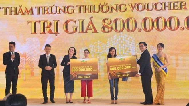 Tìm ra chủ nhân cuối cùng sở hữu phiếu quà tặng trị giá 800 triệu đồng