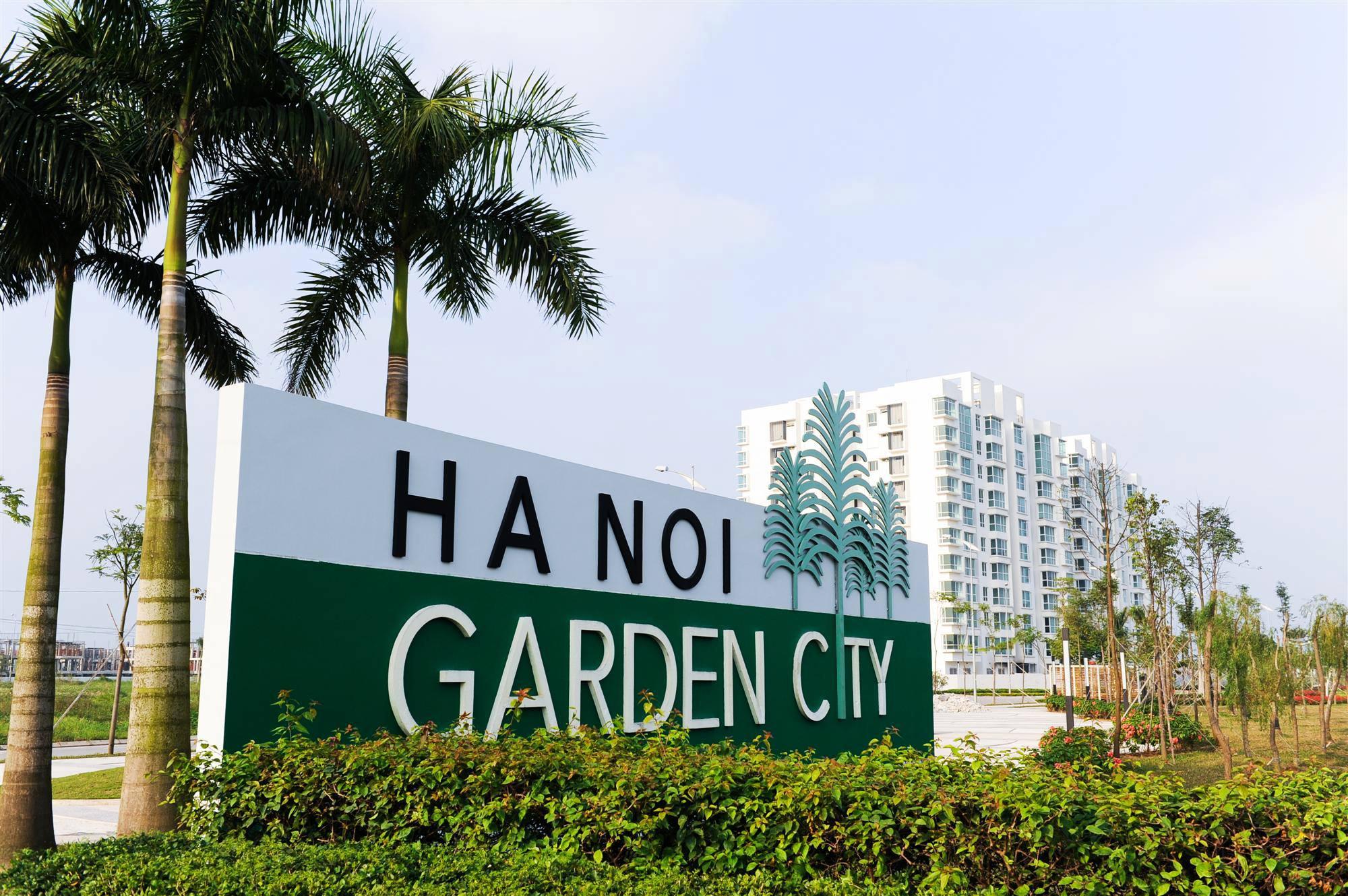 Mở bán khu biệt thự Garden Villas thuộc dự án Hanoi Garden City