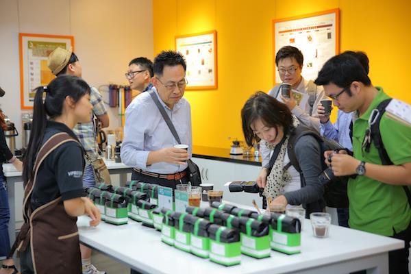 Vpresso hướng tới mục tiêu đa dạng hoá các loại cà phê, đáp ứng nhiều hơn nhu cầu cho người tiêu dùng.