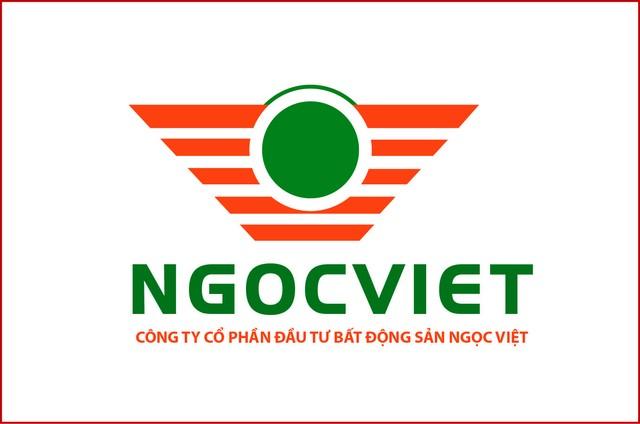 Logo Công ty CP Đầu tư BĐS Ngọc Việt