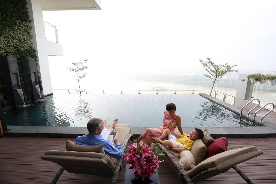 Kusto Home phát triển dự án Đảo Kim Cương dựa trên ý tưởng Resort Home, kết hợp giữa tiện ích đẳng cấp của Resort & không gian ấm cúng của gia đình