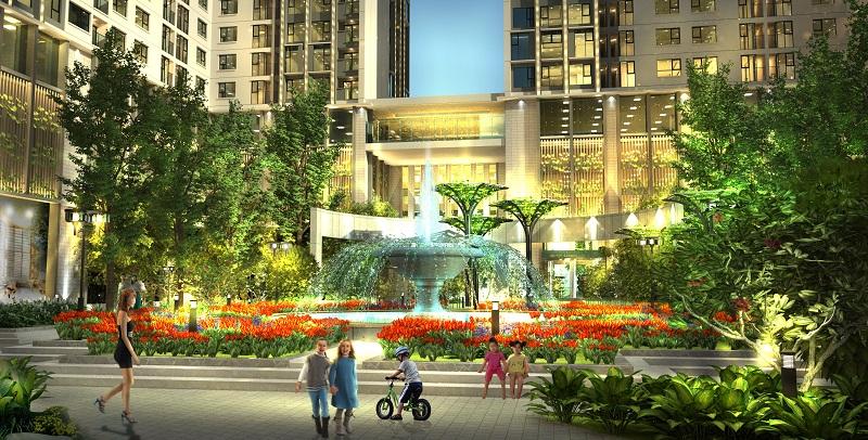 Sống an toàn và chất lượng tại Eco-Green City