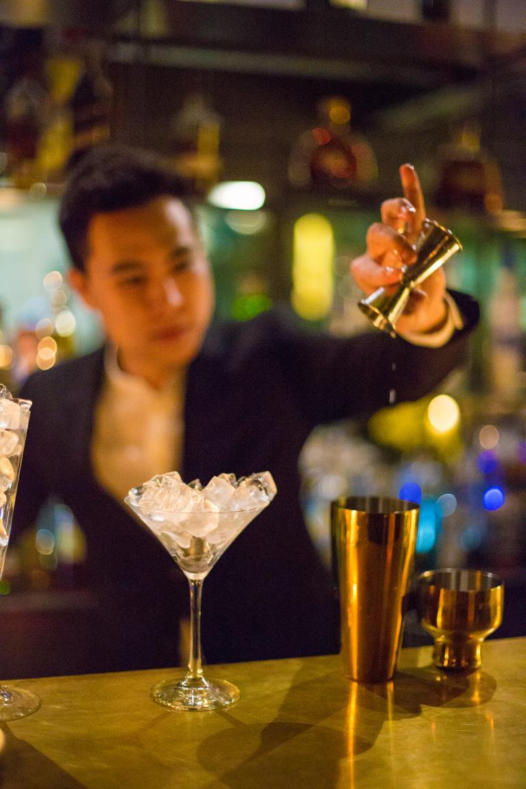 Những ly cocktail đã làm nên tên tuổi của La Plume Bar & Lounge