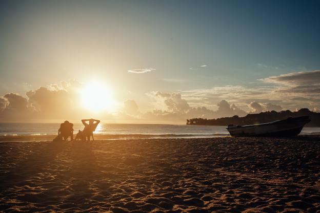 Vẻ đẹp khó cưỡng của những bờ biển thơ mộng tại thành phố Đà Nẵng luôn thu hút nhiều du khách
