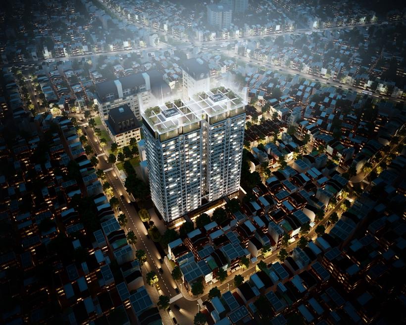 Sợ hãi tập thể cũ, chung cư trong nội đô đắt khách