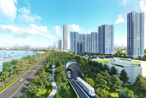 """""""Bộ ba quyền lực"""" đảm bảo khả năng tăng giá dự án bất động sản"""
