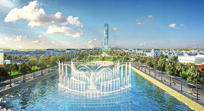 The Paris – Phân khu tiên phong mang đến phong cách sống resort tại Hải Phòng