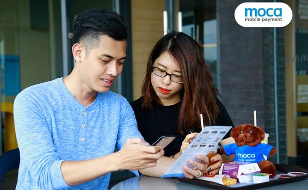 McDonald's Việt Nam chấp nhận thanh toán bằng ứng dụng di động Moca