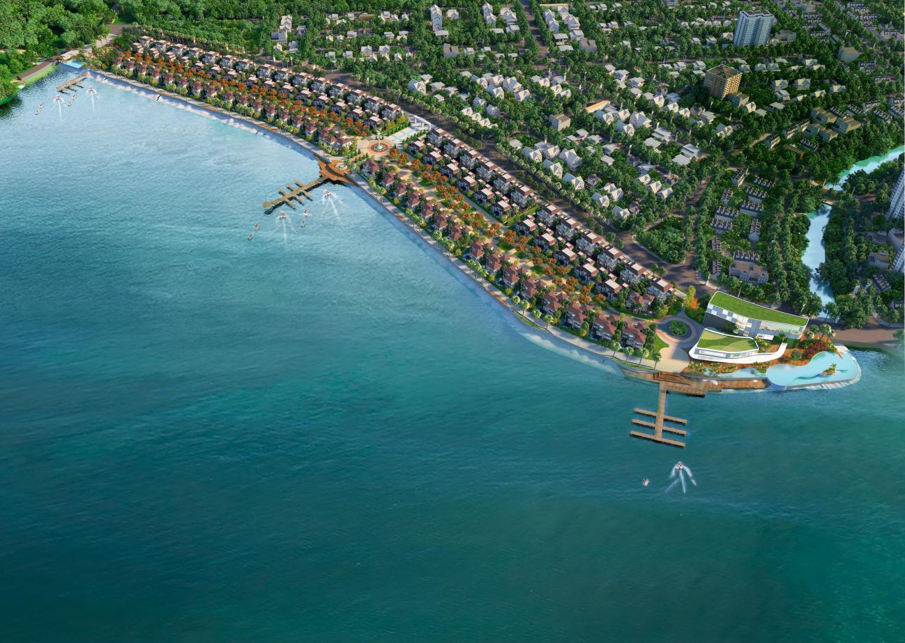 Chính thức ra mắt biệt thự biển Ha Tien Venice Villas