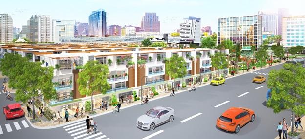 Bất động sản Long Thành hấp dẫn theo sân bay
