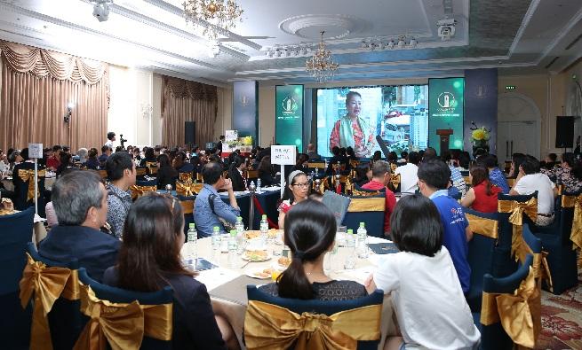 Ấn tượng sức tiêu thụ officetel Golden King tại Phú Mỹ Hưng