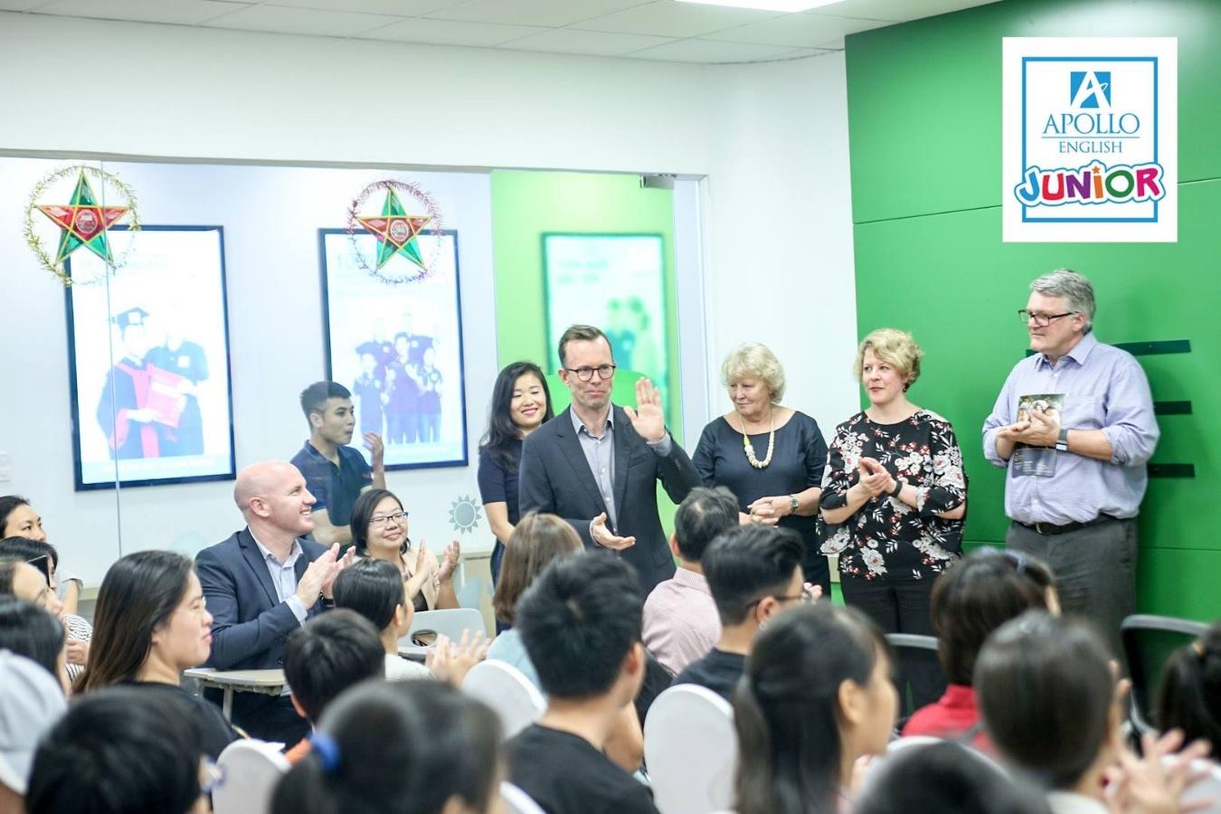 Chứng chỉ Apollo English được công nhận tại New Zealand và Australia