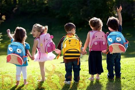 Quy tắc vàng giúp ngăn ngừa ốm cho bé bắt đầu đi nhà trẻ
