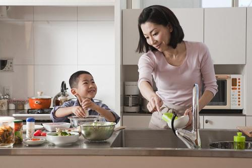 Mẹo thiết kế nhà bếp đẹp và hiện đại