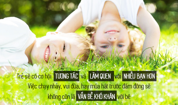 6 lợi ích không ngờ từ việc cho trẻ vui chơi ngoài trời - Ảnh 4