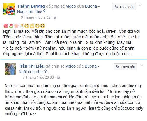 Clip dài 2'30s thức tỉnh mẹ Việt có con biếng ăn - Ảnh 2.