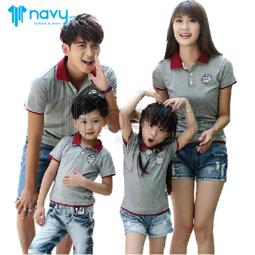 Đồng phục gia đình - những bộ trang phục gắn kết yêu thương cho mọi nhà - Ảnh 4.