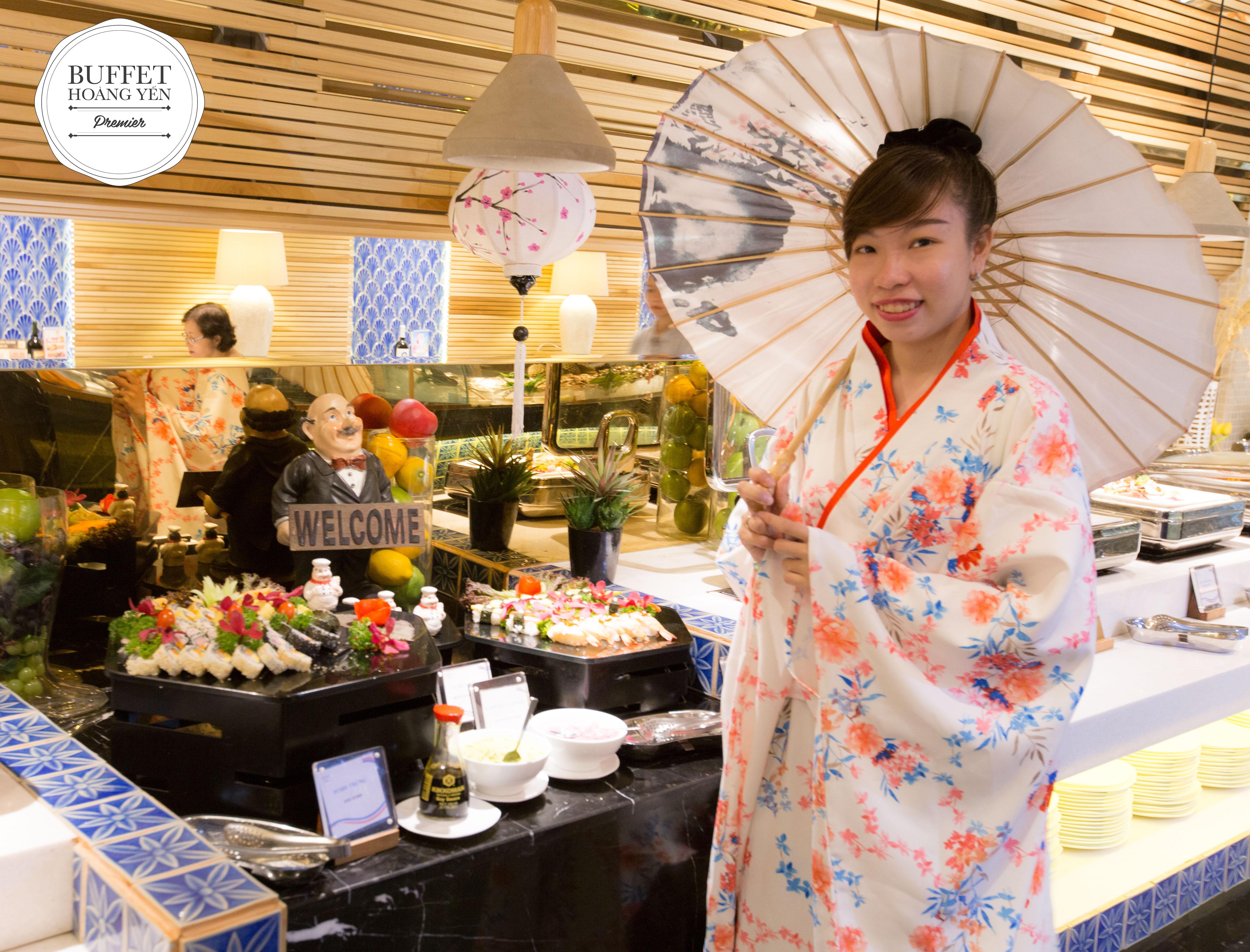 Đua nhau check-in lễ hội ẩm thực Nhật -Hàn đi 4 tặng 1 - Ảnh 6.