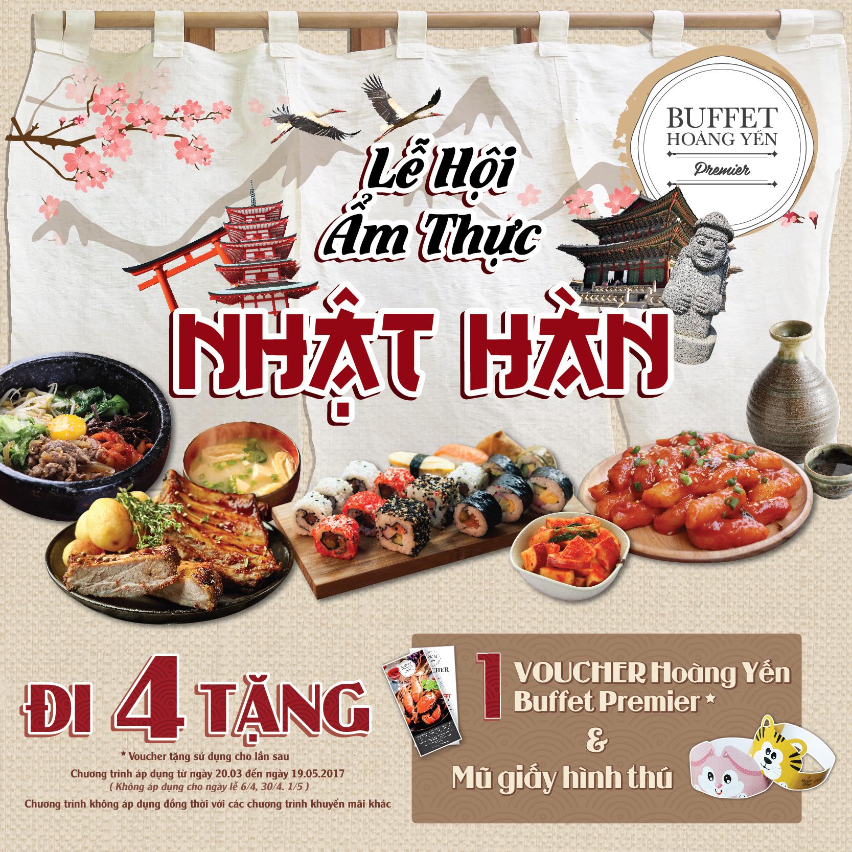 Đua nhau check-in lễ hội ẩm thực Nhật -Hàn đi 4 tặng 1 - Ảnh 7.