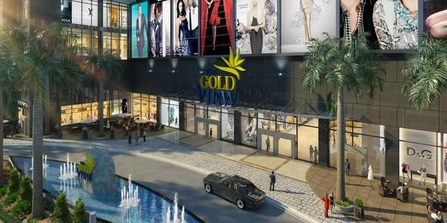Trung tâm thương mại rộng 18.431m2 được quản lý bởi CBRE
