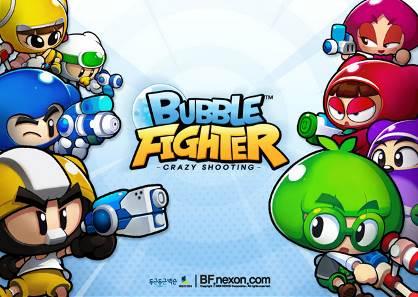 Bubble Fighter Hàn Quốc