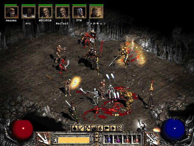 Diablo – Huyền thoại của dòng game nhập vai
