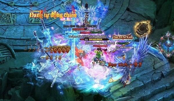 Nhìn lại webgame Hoa Thiên Cốt sau 1 tuần chính thức ra mắt
