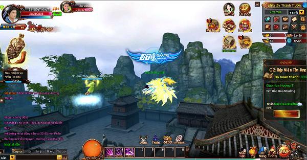 Những điều game thủ cần lưu tâm trước giờ webgame Vân Trung Ca ra mắt