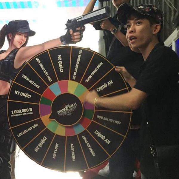 Nam Blue – 'Hiện tượng' mới của làng game thủ