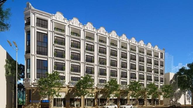 Sống đẳng cấp, kiếm bạc tỷ với Shophouse Luxury Nguyễn Xiển