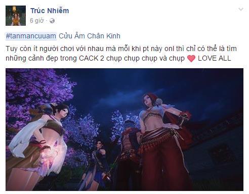 Viruss cùng cộng đồng game thủ tản mạn về CACK2 trước thềm phiên bản mới