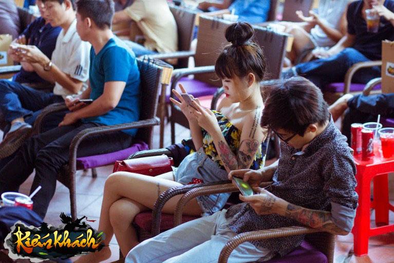 """Sài Gòn """"thất thủ"""" vì Offline Công Thành Chiến của Kiếm Khách"""