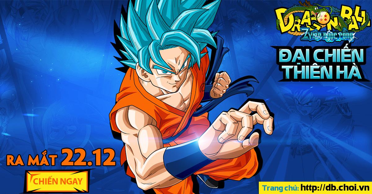 """Hàng vạn game thủ hóa """"siêu xayda"""" trong ngày Dragon Ball webgame ra mắt"""