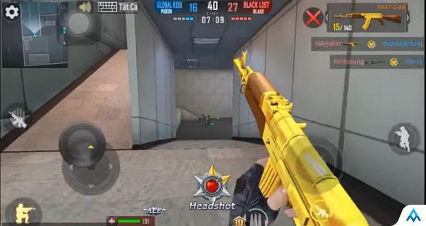 """AK47-Gold liệu có xứng là """"con hàng"""" ngon nhất trong dòng AK47 của Phục Kích?"""