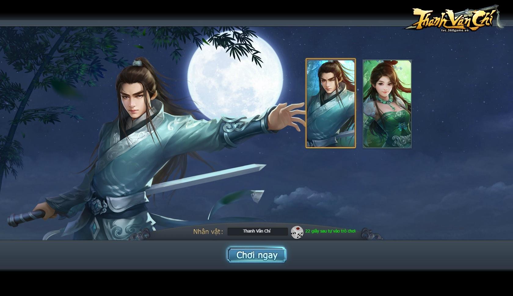 Mô phỏng chi tiết nội dung trong phim, webgame Thanh Vân Chí xứng đáng hot
