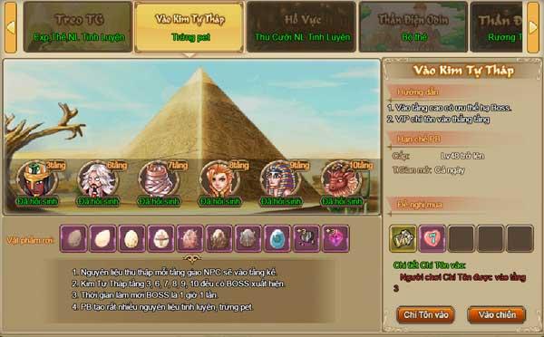 Chuỗi hoạt động ngon bổ rẻ dành cho người chơi Ragnarok Web