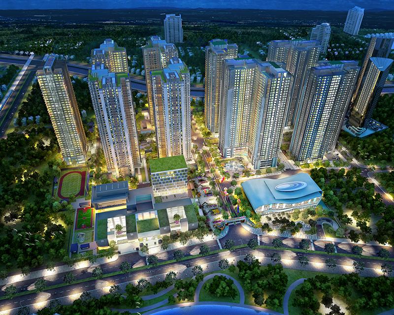 Dự án Hà Nội đồng loạt thúc tiến độ trước Tết Nguyên Đán