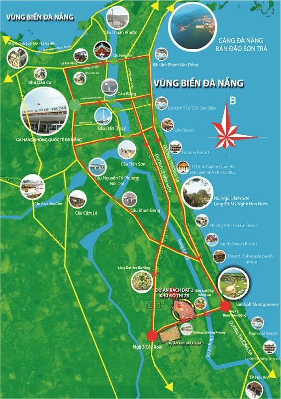 Sentosa City có vị trí rất gần các khu tiện ích, resort 5 sao