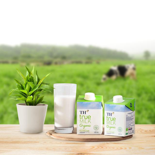 Sữa Tươi Hữu Cơ TH true MILK Organic đoạt giải cao tại Triển lãm Thực phẩm Thế giới World Food Moscow.