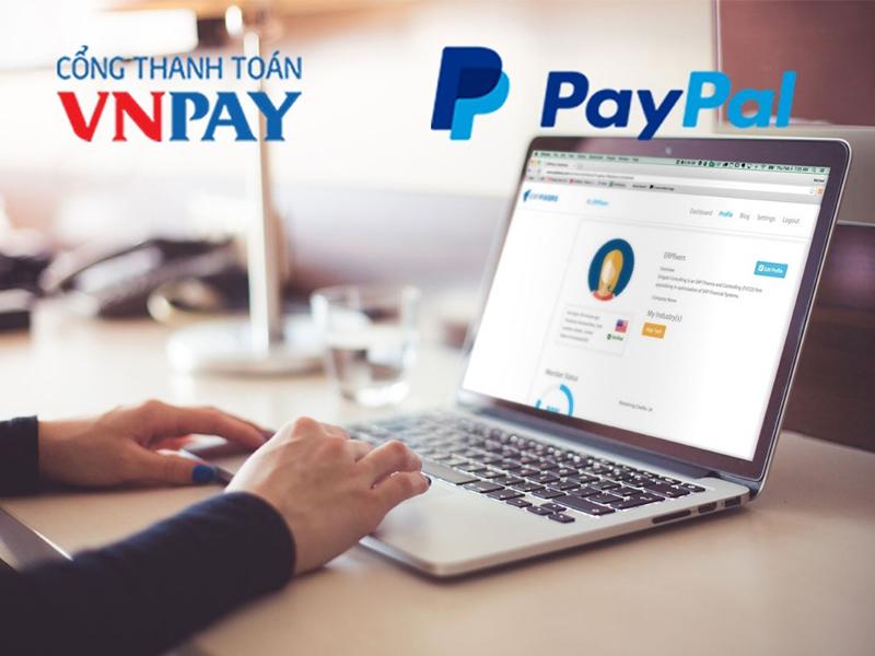 PayPal và VNPAY hợp tác trong lĩnh vực thanh toán trực tuyến