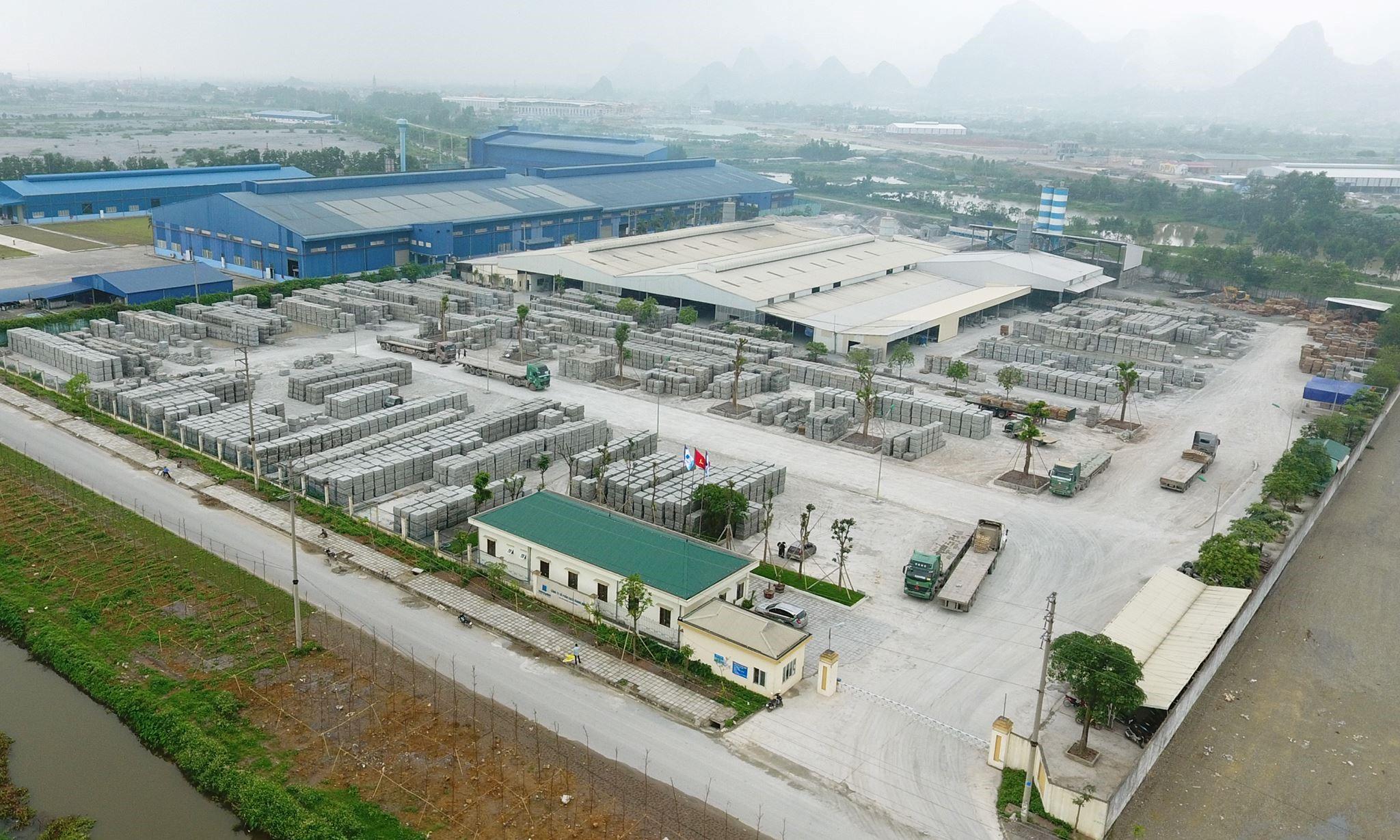 Gạch Khang Minh: Một trong những doanh nghiệp tiên phong ngành gạch xi măng cốt liệu