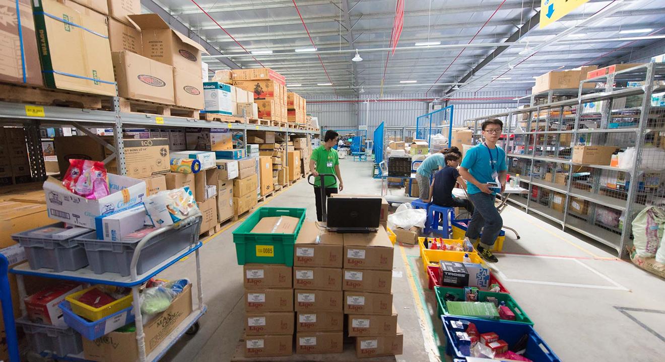 Đặt hàng xuyên biên giới, bước tiến mới của ngành thương mại điện tử Việt Nam