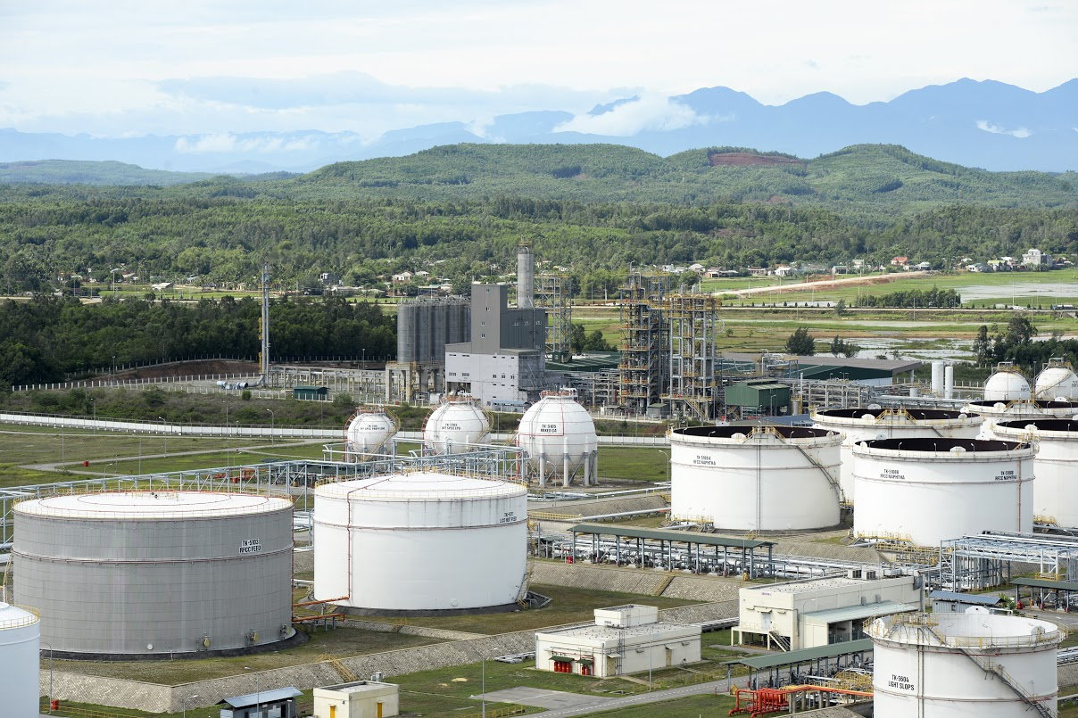 Hóa giải bài toán nguyên liệu cho Lọc dầu Dung Quất