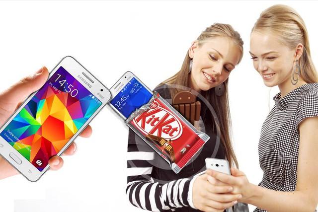 Smartphone cho phái đẹp trong tầm giá 4 triệu đồng
