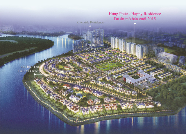 Thị trường BĐS khu Nam những tháng cuối năm được dự đoán sẽ trở nên sôi động hơn khi dự án mới do Phú Mỹ Hưng làm chủ đầu tư được mở bán.