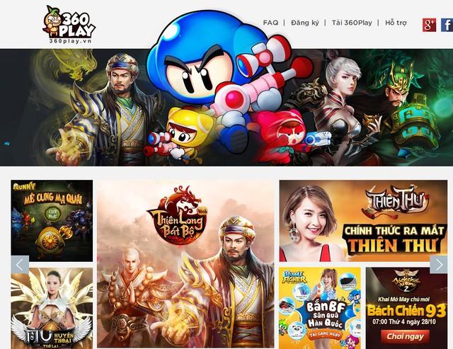 360Play và kỳ vọng trở thành cộng đồng chơi game đông vui nhất Việt Nam